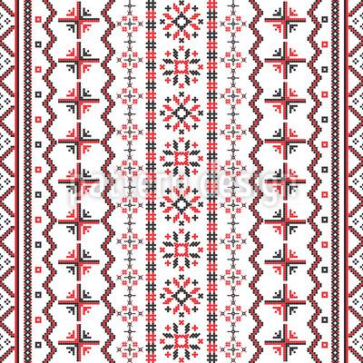 Ein Rumänischer Winter Rapport