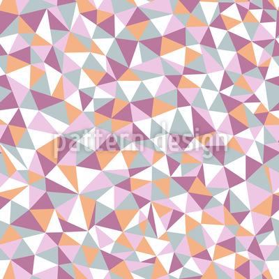 Mosaik Melancholie Muster Design