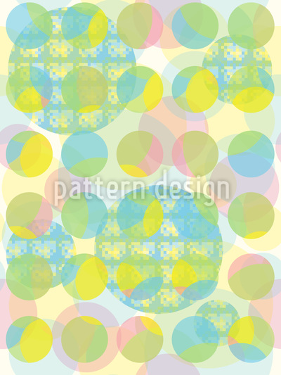 Pixel And Point Vector Pattern