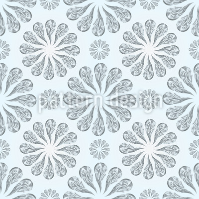 Organia Floral Vektor Design