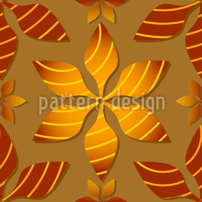 Calyx Petal Vector Design