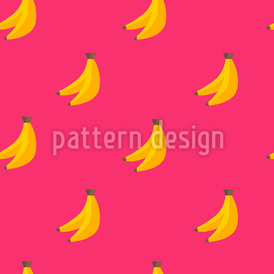 Bananas Pattern Design
