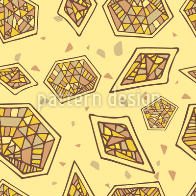 Abstract Mosaic Vector Design