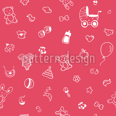 Happy Baby Vector Design