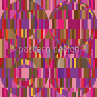 Chill Out Circles Pattern Design