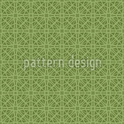 Grid Of Tranquility Pattern Design