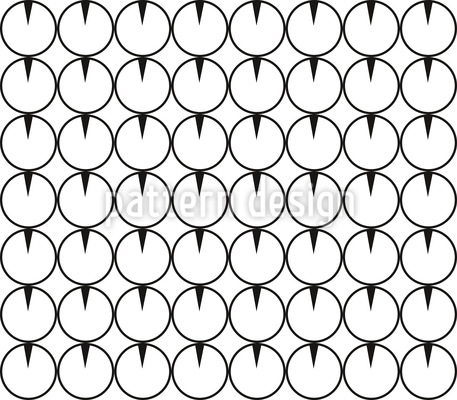 Sequins Seamless Vector Pattern
