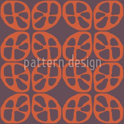 Frutti Mandarin Vektor Design