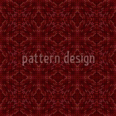 Autumnal Impulses Seamless Pattern