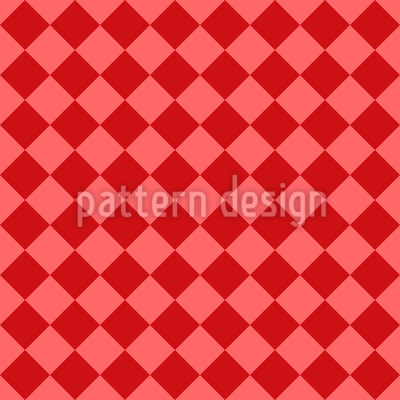 Ace Of Diamonds Vector Pattern