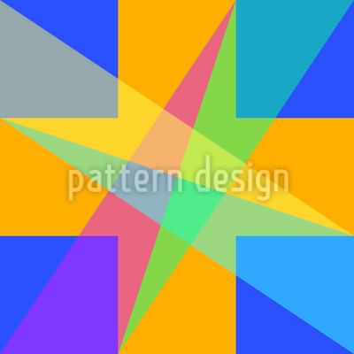 Geometry Of Windows Pattern Design