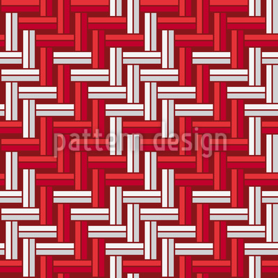Woven Pepita Repeating Pattern