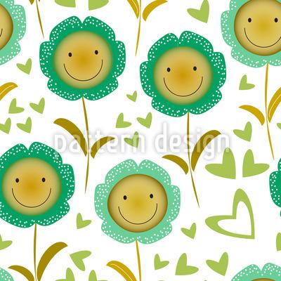 Catch A Smile Vector Ornament