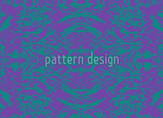 Pop Art Abstrakt Muster Design