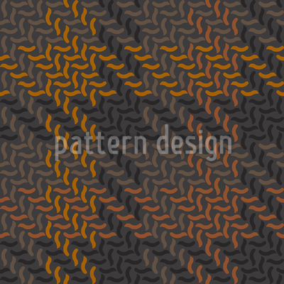 Smart Autumn Check Seamless Vector Pattern