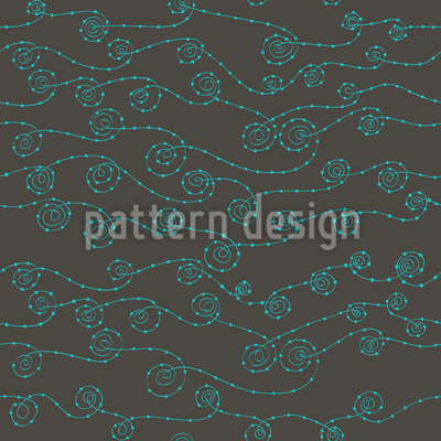 Chain Waves Vector Design