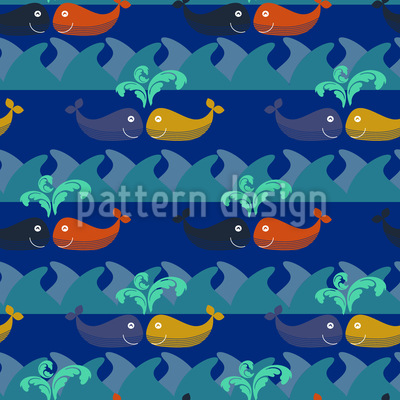 Happy Whales Design Pattern