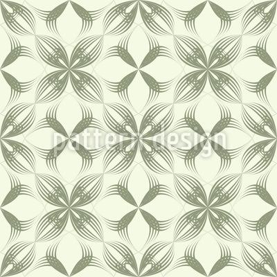 Das Leuchten Der Blumen Vektor Design