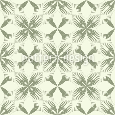 The Luminescence Of The Flowers Vector Design