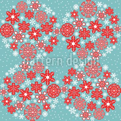 Die Zeichen Der Weihnacht Muster Design