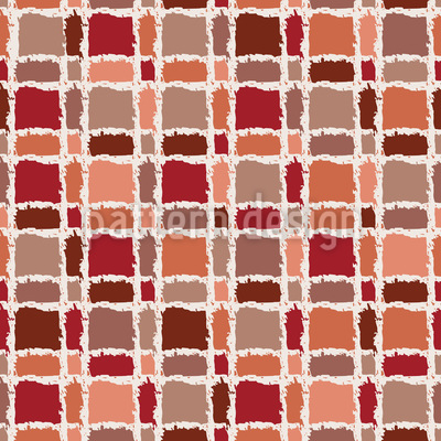 Wild Plaid   Vector Pattern