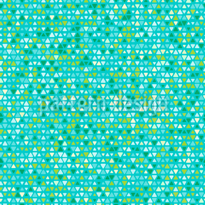 Aqua Pixel Designmuster