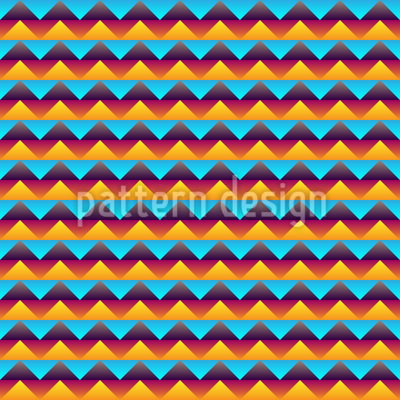 Chevron At Day And Night Repeat