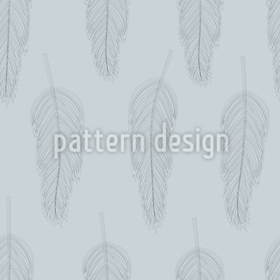 Ultra Soft Feather Dreams Pattern Design
