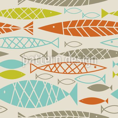 All About Fish Vector Design