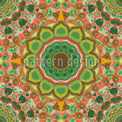 Mandala Kaleidoscope Pattern Design