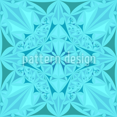 Crystal Beauty Repeating Pattern