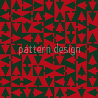 Tannenbaum Pfade Designmuster