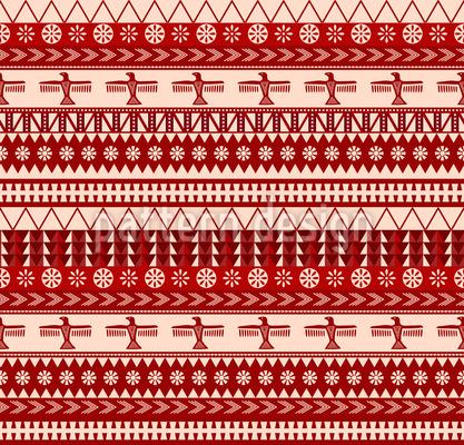 Indianische Weihnacht Rapport