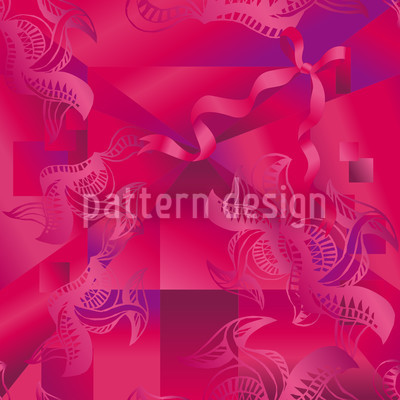 Pink Illusion Design Pattern