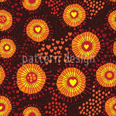 psychedelic abstract seamless texture Repeat