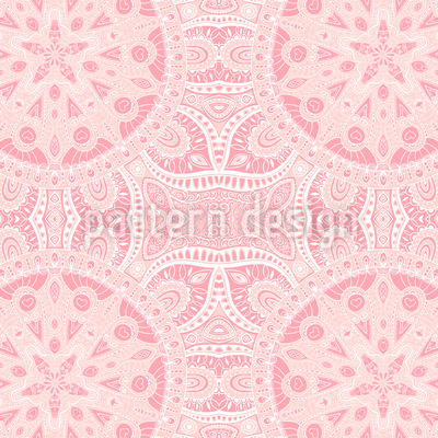 Princess Of The Orient Pattern Design