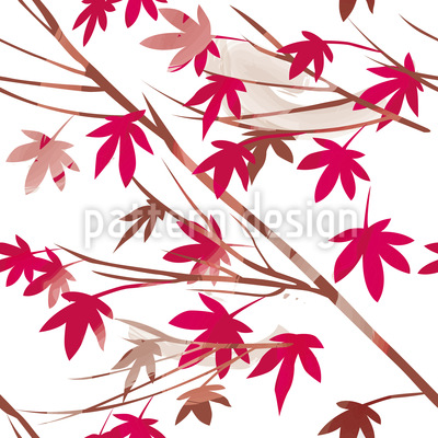Japanese Maple Vector Design