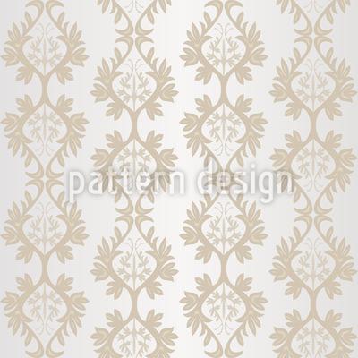 Shimmering Baroque Vector Pattern
