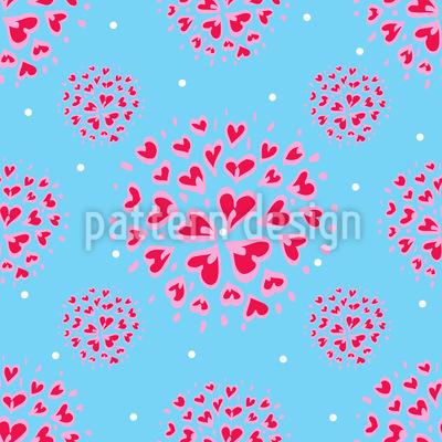 Love Burst Vector Design