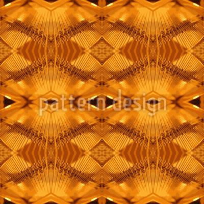 Der Ruf Des Goldes Vektor Ornament