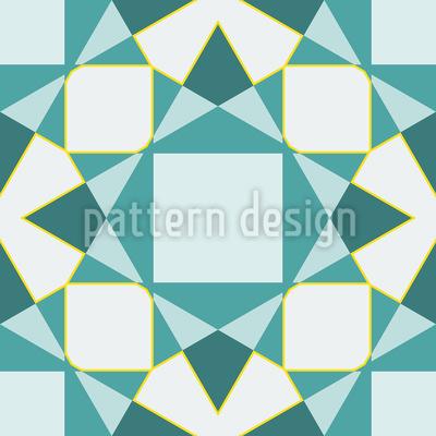 Winter Gems Vector Pattern