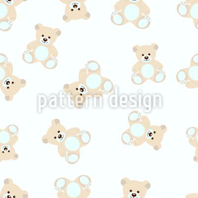Mein Petzi Bärli Designmuster