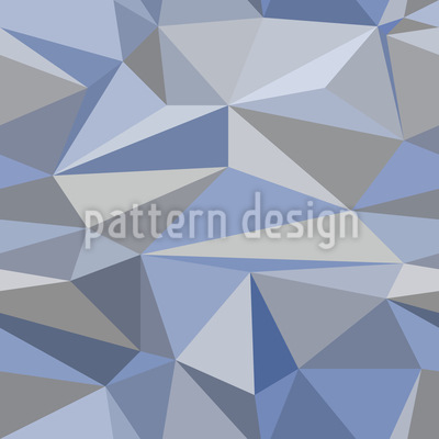 Eisberg Geometrie Designmuster