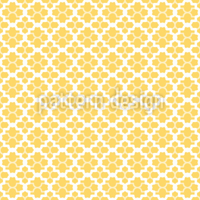 Quatrefoil In The Summer Pattern Design