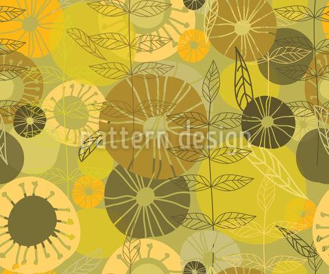 Schönste Floral Visionen Musterdesign