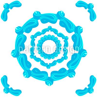 Das Siegel Des Eiskönigs Musterdesign