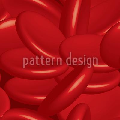 Blutkörperchen  Rapportiertes Design
