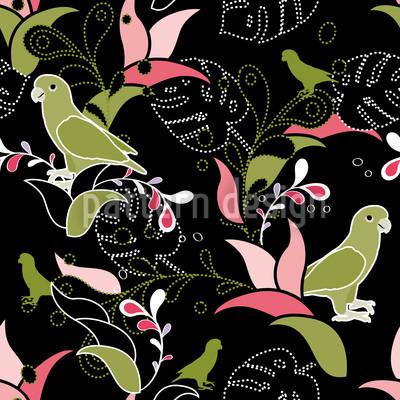 Paradiesvögel Vektor Design