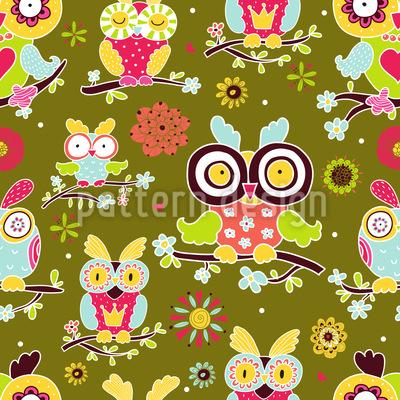 Owls Guard Vector Design