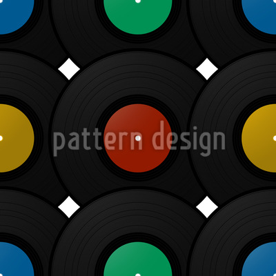 Record Disk Design Pattern